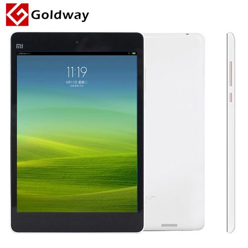 Original Xiaomi Mi Pad Mipad 7.9 inch 16GB Nvidia Tegra K1 Quad Core IPS 2048X1536 2GB RAM 8MP MIUI Tablet PC 6700mAh Goldway(Hong Kong)