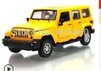 1:32 large suvs acousto-optic warrior model car toys for children baby toy