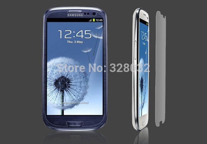 Защитная пленка для мобильных телефонов 3 S3 Samsung S3 SIII i9300 защитная пленка для мобильных телефонов ] 2 x lcd samsung siii s3 i9300