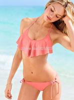 Free shipping women sexy swimwear bikini unstoppable pure wholesale Victoria Swimwear / Beach / Spa