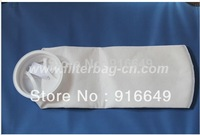 "Polypropylene Liquild Filter Bag White D6""*L22"" 50 micron  5 pcs/lot"