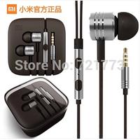 New Variety of colors XIAOMI Piston II Earphone Headphone with Remote Mic For XIAOMI MI2 MI2S MI2A Mi1S M1 Phone