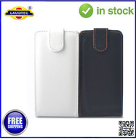 1pcs/lot  Ultra Slim Leather Flip Case Phone Cover Pouch for Song for Xperia Z L36h in stock free shipping Laudtec