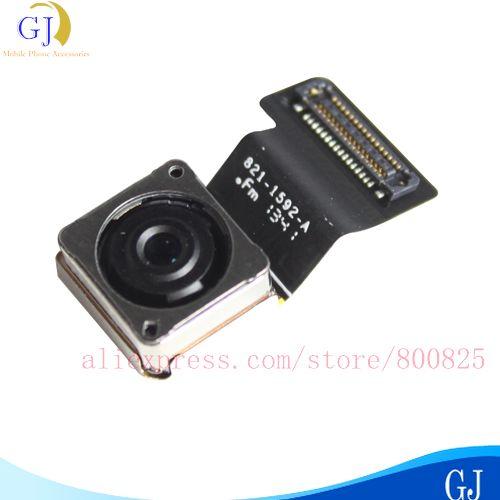 Rear Camera For iphone 5S ,back Camera repair parts ,good quality and 100% guarantee,Free Shipping(China (Mainland))
