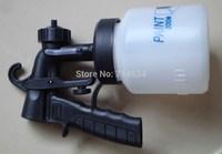 2set/lot ,2014Hot Sales Electrical Paint sprayer trigger bottle set, Paint Zoom110v/220v accessory,   As Seen On TV