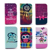 Hot Sale ! PU Leather Flip Case For Motorola Moto E XT910 XT925 XT926 Stand Cover Back Cases with card holder Free Shipping PY