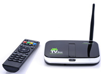 CS918S 1Gb version Andriod 4.2 Smart TV Box Quad Core 1GB RAM 8GB ROM Built in 2.0MP Camera XBMC Bluetooth 4K WIFI free shipping