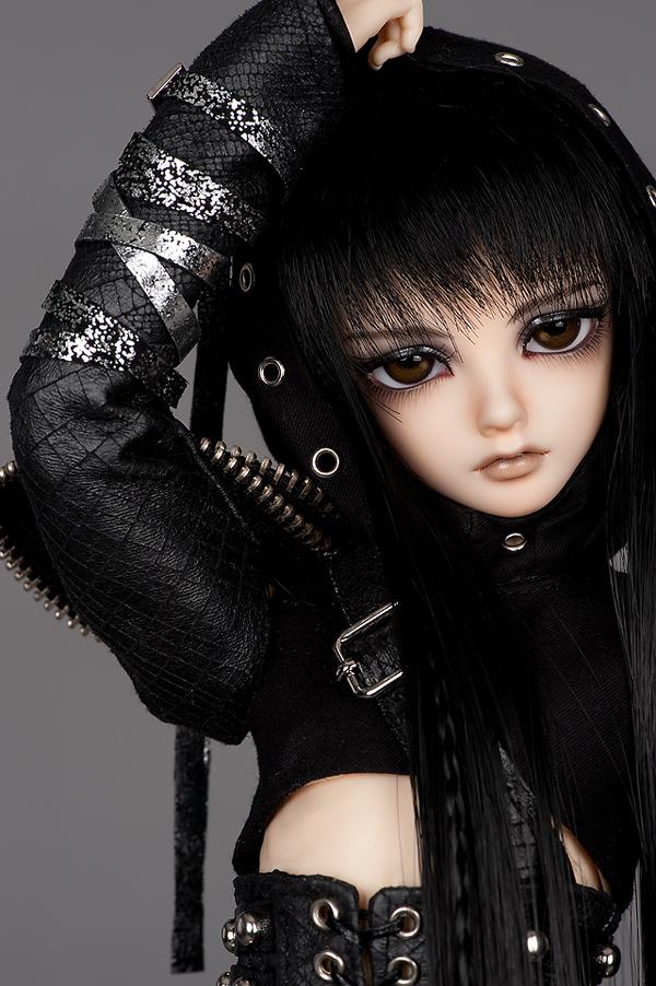 1/4 bjd doll k for ar sh full pa for ck age elf assassin bjd doll sd doll(China (Mainland))