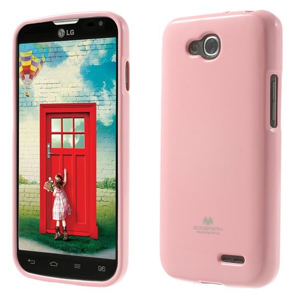for LG L90 Dual SIM D410 TPU Case Mercury Flash Powder Jelly Free Shipping(China (Mainland))