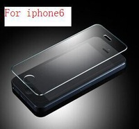 High quality For iphone 6 toughened glass membrane explosion-proof membrane 0.3mm