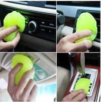 Magic Dust Glue Clay Clean Mud for Car Keyboard Toy Phone Washing /Auto Car Crystal Solid Cleaner  2pcs/lot N516