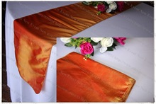 orange table cover promotion