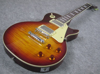 LP  Electric Guitar,Tobacco Burst, 59 R9 guitar, High Quality
