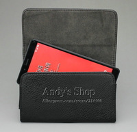 High Quality Holster Pouch Leather Cases Covers With Belt Clip For Xiaomi Hongmi Red Rice Redmi Note,Free Screen Protector