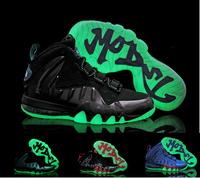 2014 New Foamposites Men's athletic shoes charles barkley posite Athletic Basketball Shoes men for sale Size Us8-13