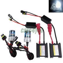 Super Slim numérique Xenon Hid Conversion Kit voiture Head Light brouillard lampe H1 35 W E # CH(China (Mainland))