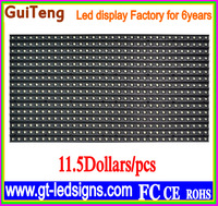 P7.62 Indoor SMD 3in1 Full Color Led Display Module 1/8scan - 244*122mm - high quality