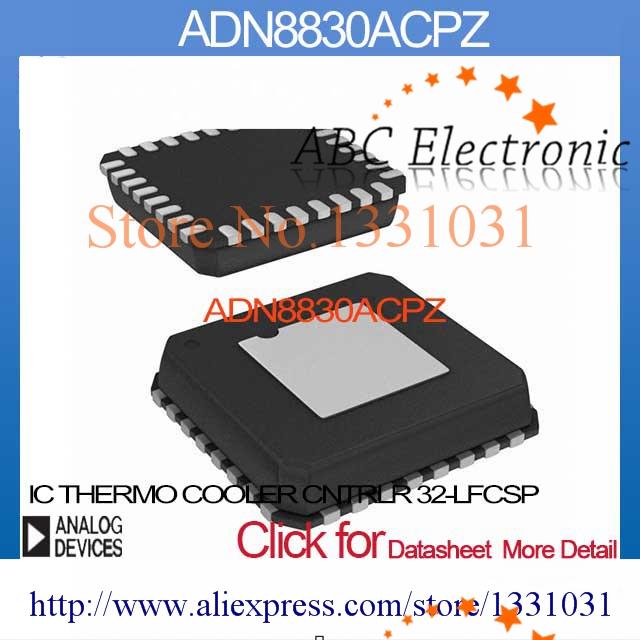 ic adn8830acpz térmica refrigerador cntrlr 32- lfcsp adn8830acpz 8830 adn8830 adn8830a adn8830ac 8830a(China (Mainland))