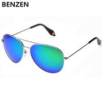 2014 Men  Polarized  sunglasses avitor sun glasses Classic driver driving glasses UV 400 shades  with case black 2127A