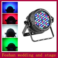 Free shipping dj led par cans,RGBW led ip65 outdoor par64,projector light with color change
