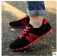 fashion men canvas sneaker Casual tenis shoes Running shoes Breathable Casual platform boots skateboarding shoe size 39~44