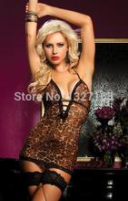 Women s Leopard sexy Lingerie Millyn Q06 Underwear langerie sexy erotic With G spot underwear