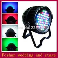 Free shipping dj dmx control par lightings,led par cans made in china,512dmx led par can lamp