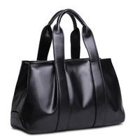 New 2014 fashion women genuine leather handbags famous brand cowhide handbag one shoulder bag messenger bag totes lady purseBG13