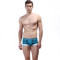 Brand WJ New Desgin Mens Boxer Shorts Male Man Underwear Trunks Hipster Sleepwear Gay Panties Home Clothes