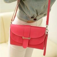 New candy color single shoulder bag new handbag  women messenger bags,BAG172