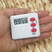 Timer Countdown Sport Study Rest Digital 99 Minute LCD Kitchen Clock Mini