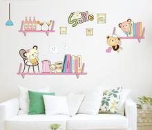 popular bookshelf decorations