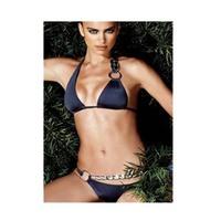 2 PCS 1 Set Women Lady Hot Sexy Swimsuit Swimwear Bathing Padded Bra Bikini Y15