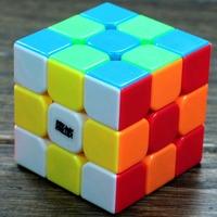 New MoYu Aolong stickerless mini 3x3x3 Magic cube Ao Long 3x3 Cube (54.5MM)