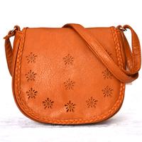 new 2014 women messenger bags  women shoulder bag   pu leather handbags ladied fashion hollow out handbag crossbody 4 colors
