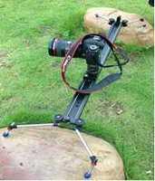 1 M slider New arrival pro.1000 multi-functional slider and monopod super quality slider for DSLR, DV, camcorder