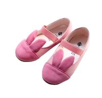 Korean girls shoes boutique children's fantasy princess bunny shoes