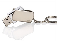 Stainless Steel U Disk USB Flash Drive Pen Drive 64GB USB 2.0 Pendrive 32GB 16GB 8GB Memory Card Flash Card