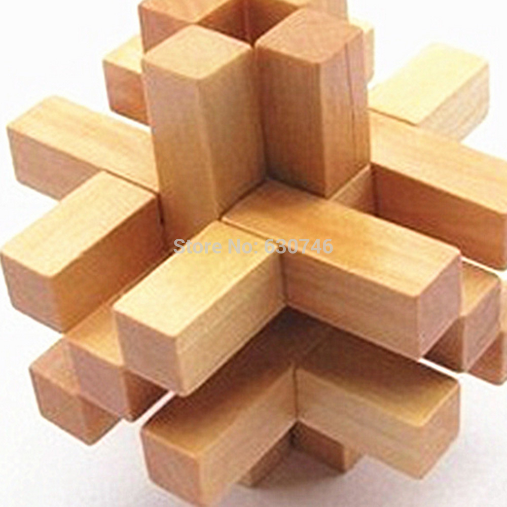 Неокубы, Кубики-Рубика Brand New Ming & wooden magic cube puzzle kong ming lock toys for children dayan bagua magic cube speed cube 6 axis 8 rank puzzle toys for children boys educational toys new year gift