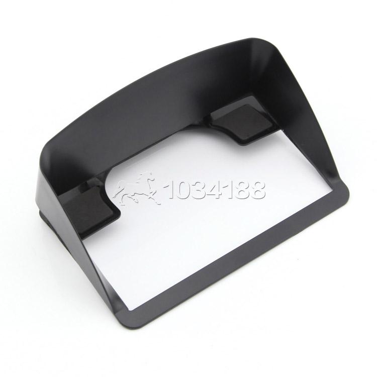 Козырек от солнца блик козырек щит солнцезащитный крем крышка для 7 дюймов GPS навигация