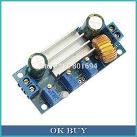DC-DC Buck Converter 4.5-30V to 0.8-30V 5A For Solar Battery LED Drive CC  CV Step Down Power Supply Module