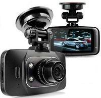 Free shipping HD 1080P Car DVR Vehicle Camera Video Recorder  G-sensor HDMI GS8000L Car recorder DVR