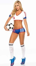 wholesale sexy football costumes
