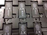 1570mAh li polymer cell mobile phone replacement battery bateria with flex for iphone 5s free singapore air mail
