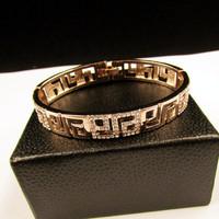 Major suit boutique Bracelet Classic Enamel Jewelry Noble ladies jewelry Free Shipping