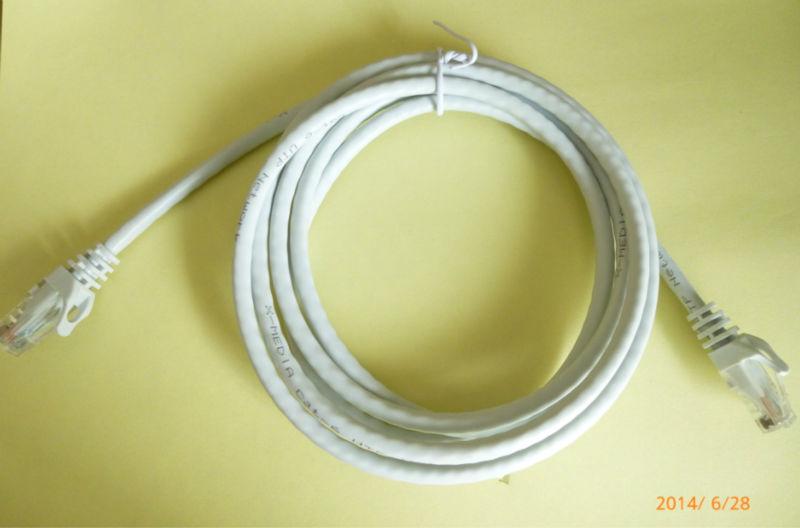 High Quality Fluke Pass UTP FTP SFTP Cat5e lan cable(China (Mainland))