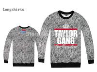 Moleton Masculino Moletons Sweatshirt Men New Arrival Men's Sweatshirts Taylor Gang Street Brand Shirt Full Sleeve Cotton Hoody