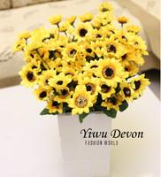 2014 New Sunflowers Artificial Flowers Decorative Flowers Home Decorative