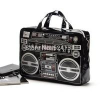 Avril Tide brand cool popkiller travel Audio bag boombox turntable diagonal recorder motorcycle handbag yy82