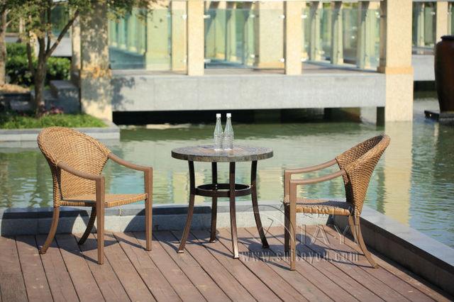 mobiliario jardim rattan : mobiliario jardim rattan:Compre $Number peças de vime rattan mobiliário mobiliário de jardim
